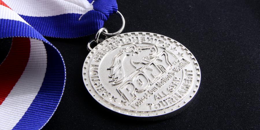 custom die struck medals