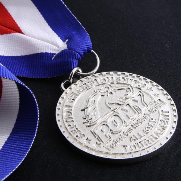 custom die struck medal