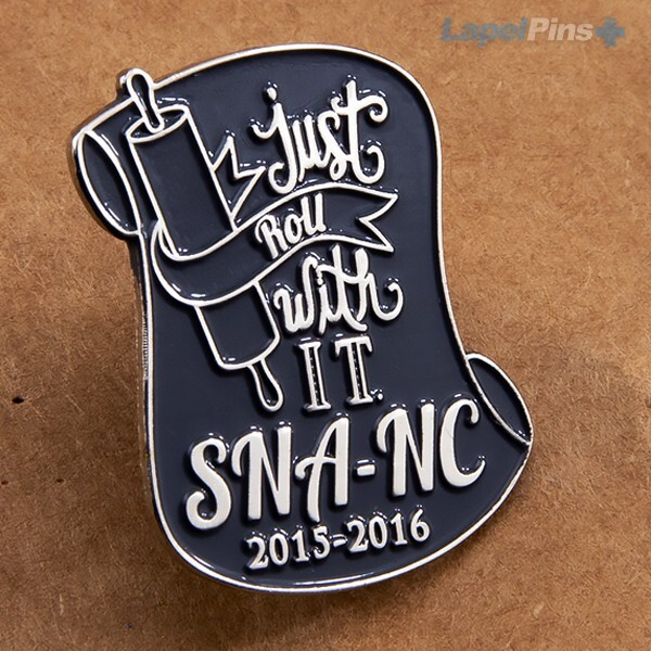 Soft Enamel Pin