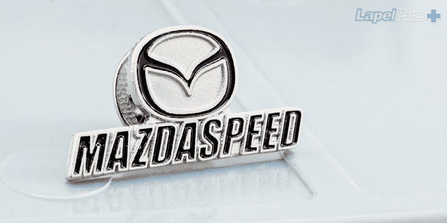 MazdaSpeed Lapel Pins Plus