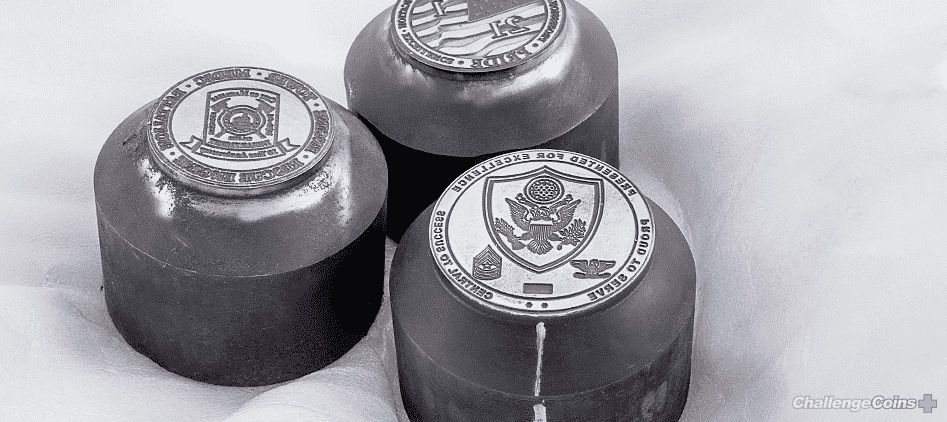 Challenge Coin Molds