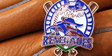 Renegades Trading Pins