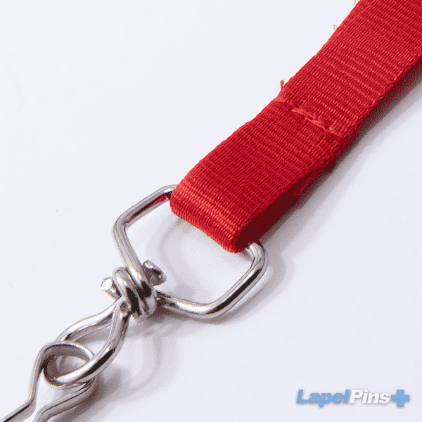 Nylon lanyard lanyards plus S