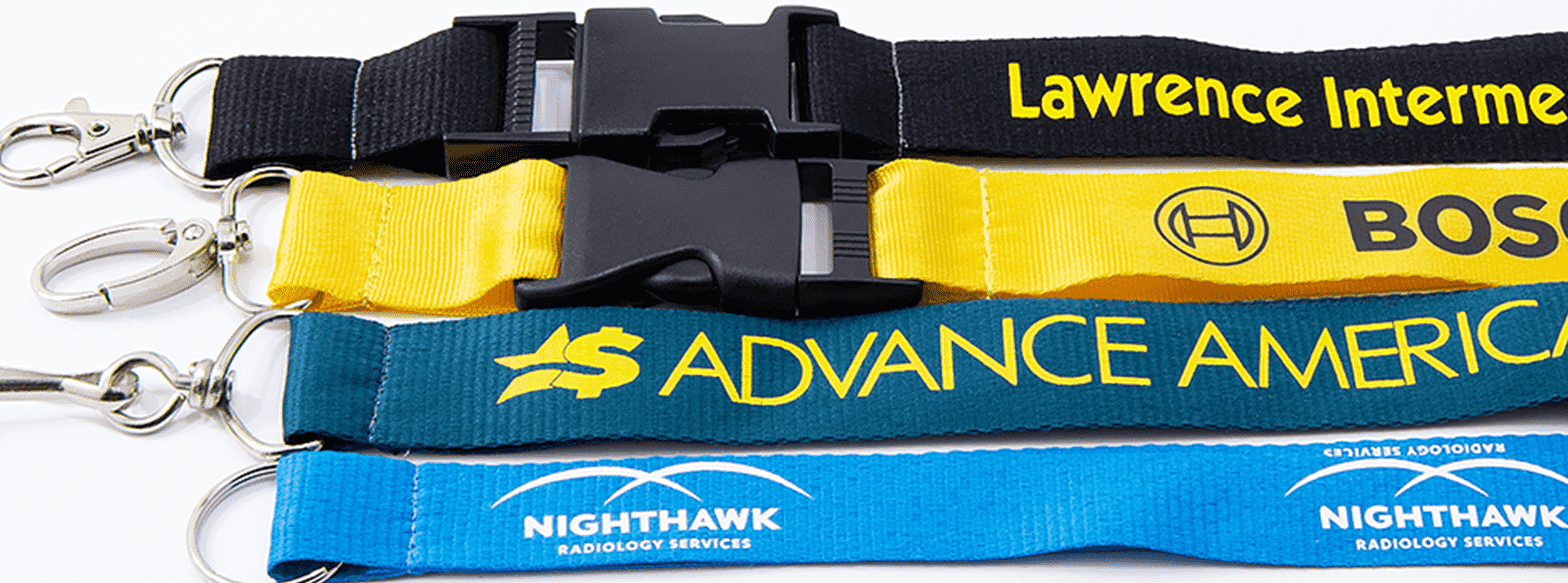 Custom Lanyards Plus Polyester Lanyards mobile