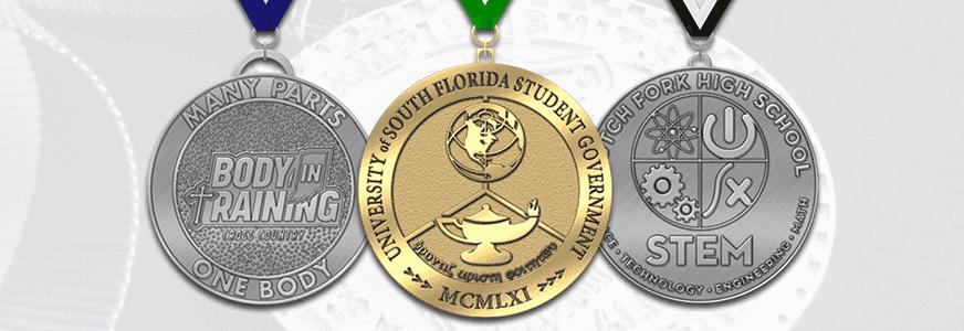 die struck medals 4