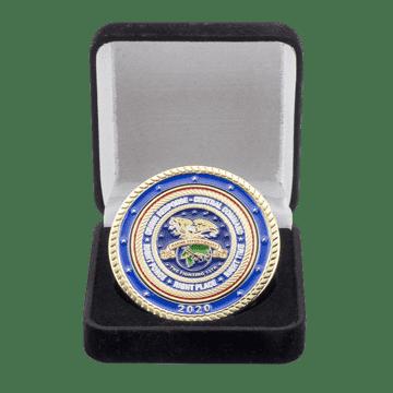 Velvet Coin Case