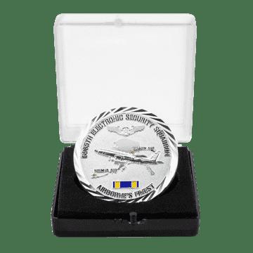 Acrylic Coin Case