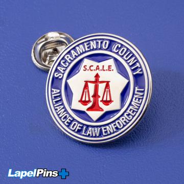 Sacramento-County-Office-of-Law-Enforcement-Lapel-Pin