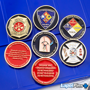Indian Point Energy Center Challenge Coin