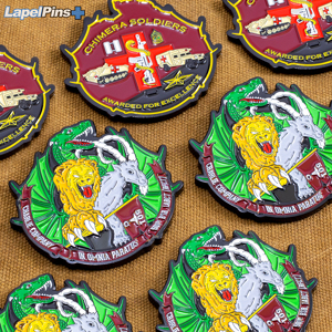 Charlie-Company-Military-Challenge-Coin