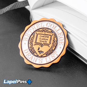 Bethel-College-Copper-Lapel-Pin