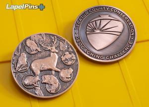 Geocaching-Challenge-Challenge-Coin---Antique-Copper