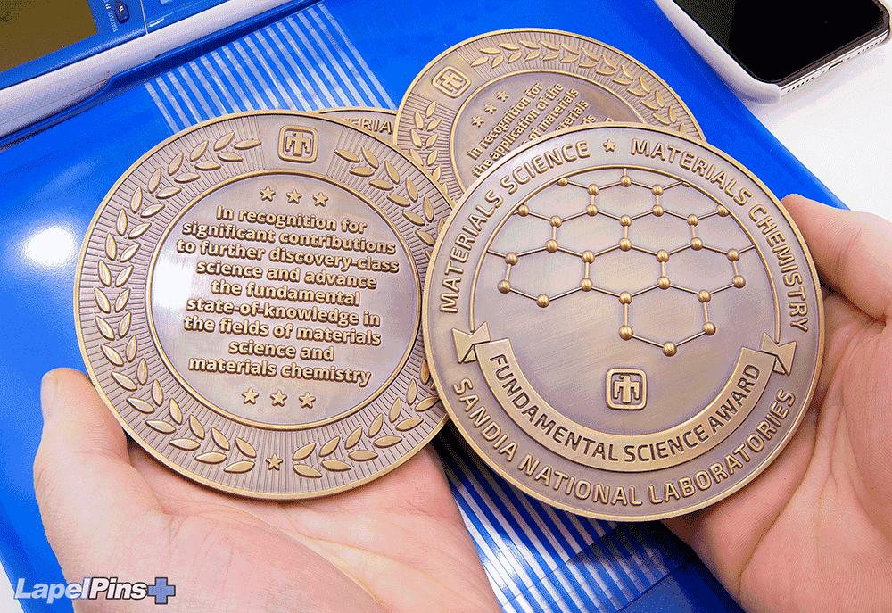 Sandia-National-Laboratories---Oversized-Coin