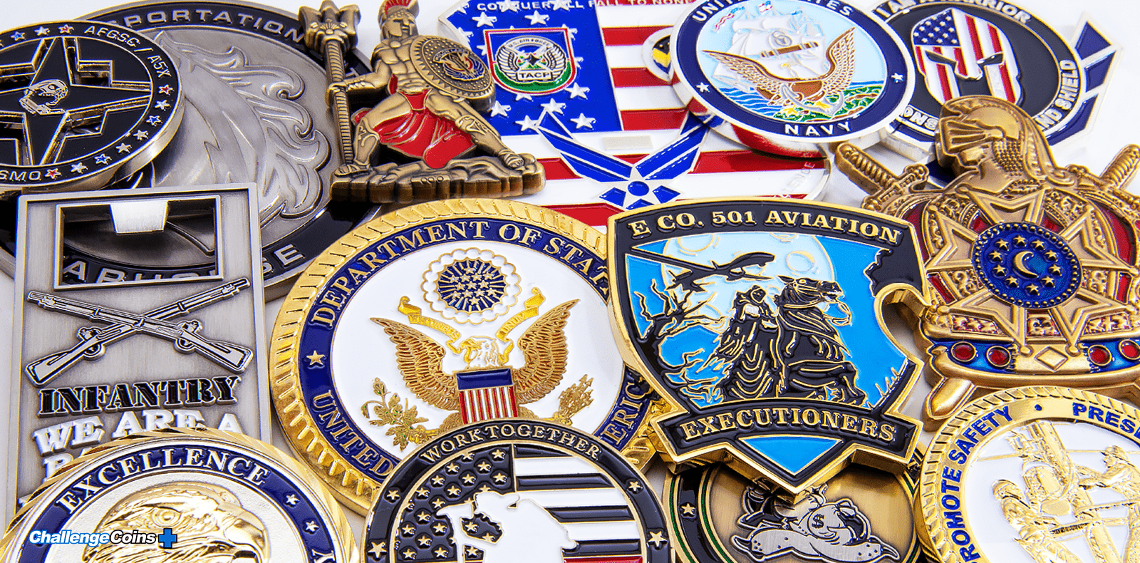 Why order challenge coins