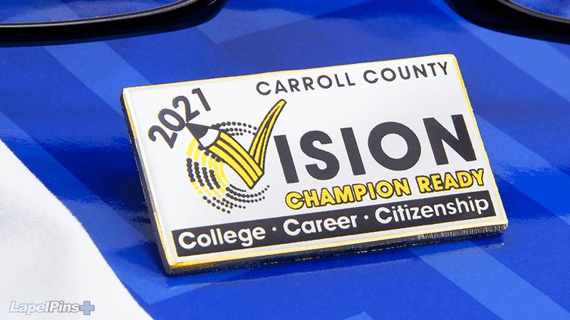 2021 Carrol County Vision Champion Ready - Silkscreen SMALL