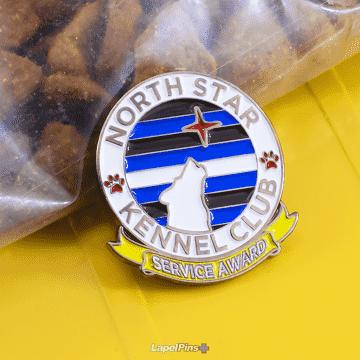 North Star Kennel Club - Black nickel