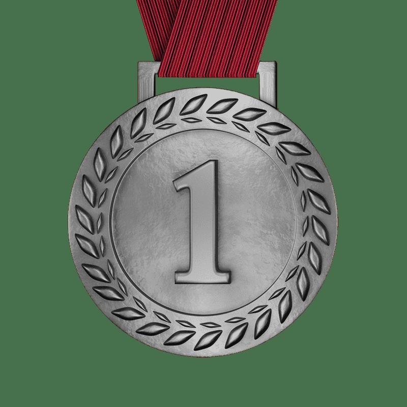 Antique Silver Medals