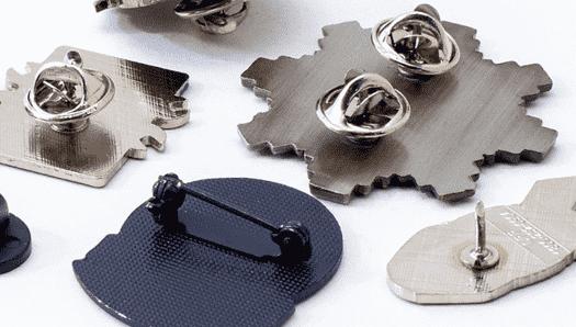 Lapel Pin Attachments