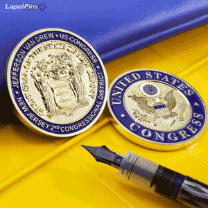 United-States-Congress Challenge Coin