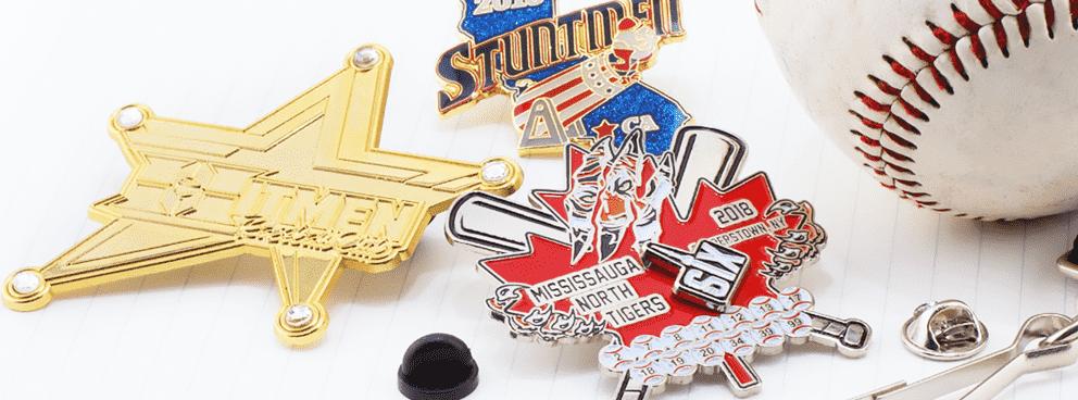 Trading Pins lapel pin header mobile