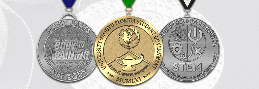 Medal Plating