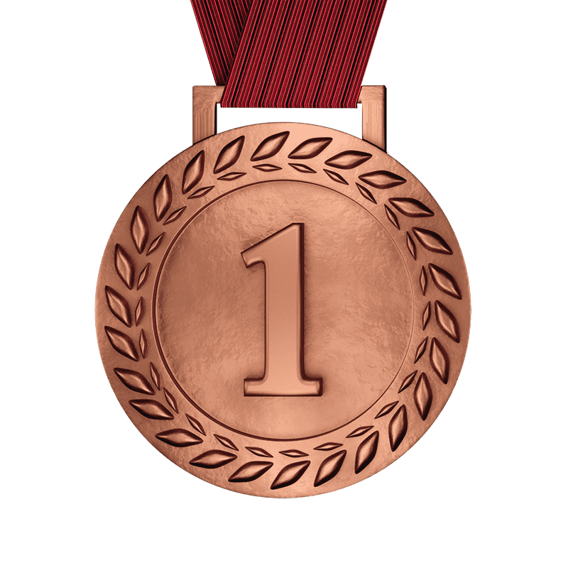 Antique Copper Medal
