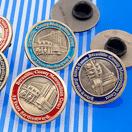 Lapel Pins/Plating Options