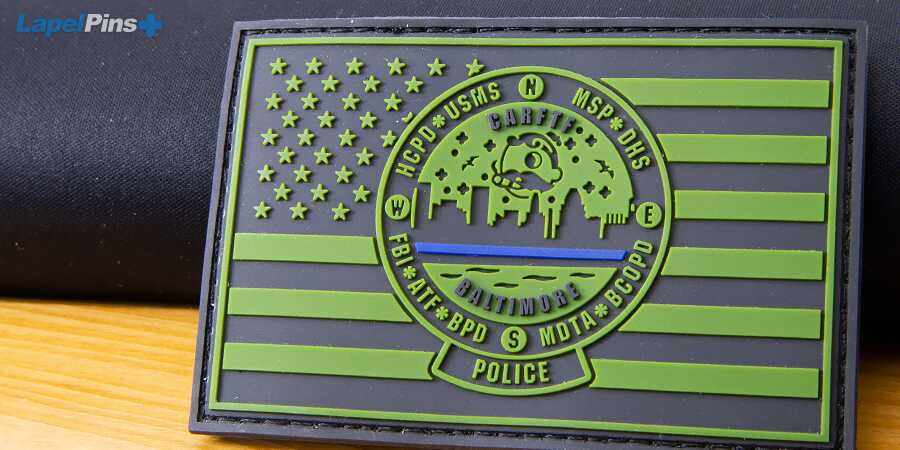 PVC Patches 4